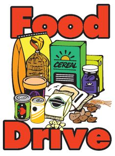 Pantry clipart box food. Drive clip art from