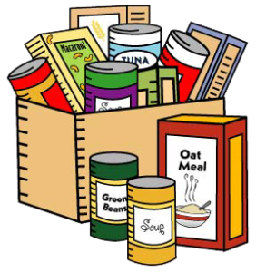 Canned Food Clipart at GetDrawings