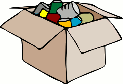 Pantry clipart packaged food. Canned at getdrawings com