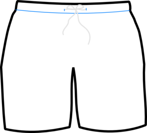 trunk clipart summer shorts