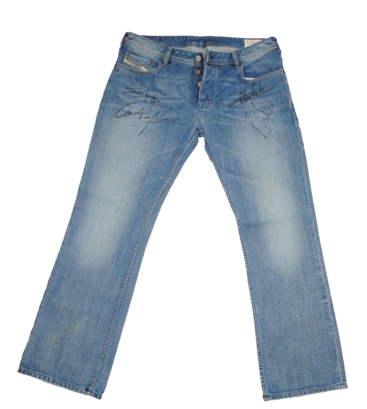Blue jeans png. Twenty three isolated stock