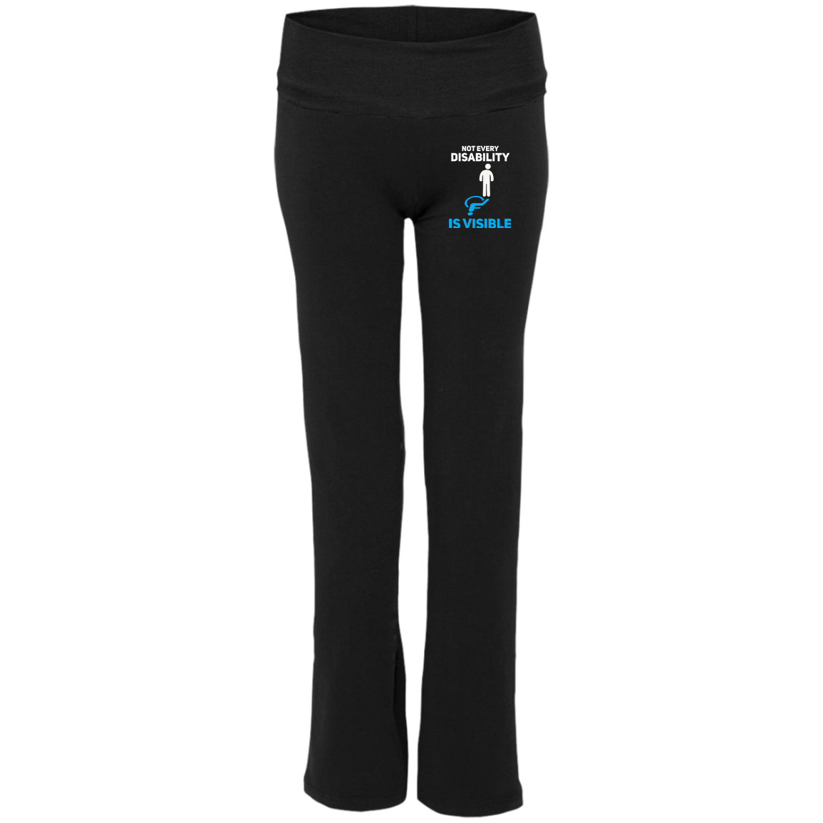 Pants transparent invisible. Disability yoga the unchargeables