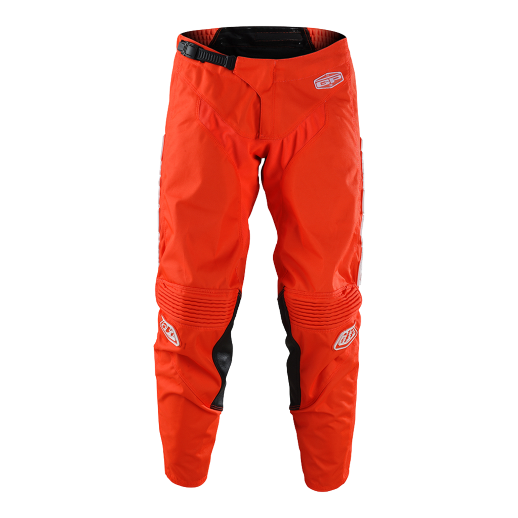 Pants transparent orange. Troy lee designs gp