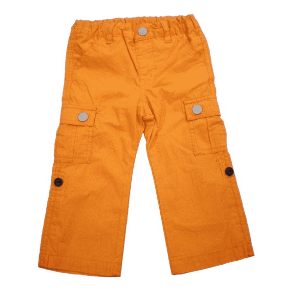 Pants transparent orange. For boys bit z