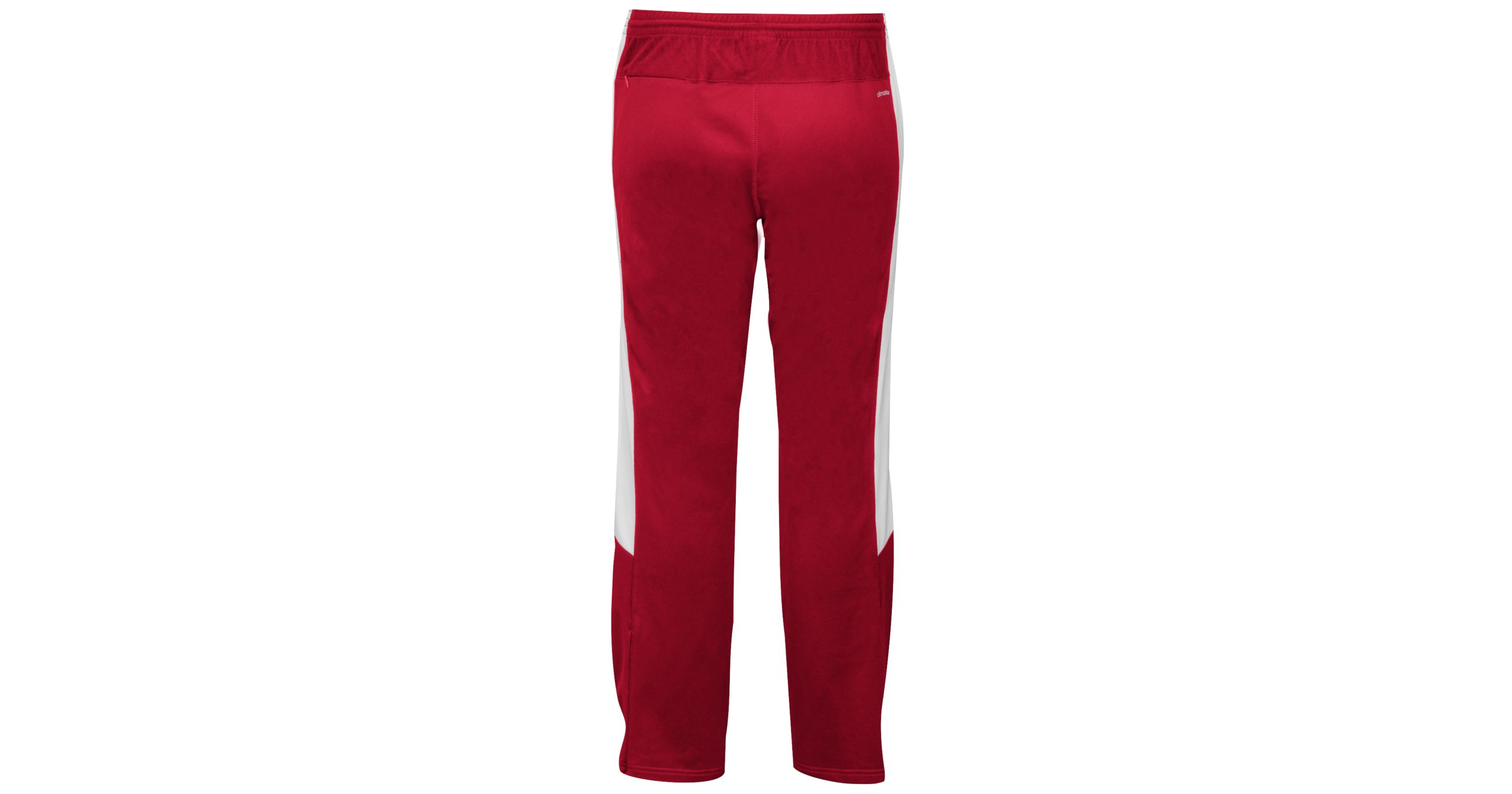 Pants transparent red. Adidas climalite women s