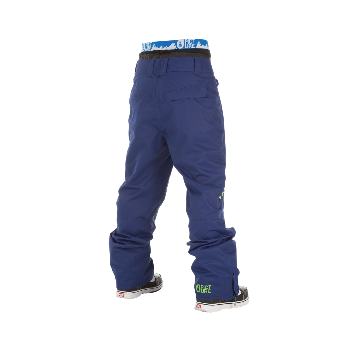 Pants transparent ski. Buy the picture organic