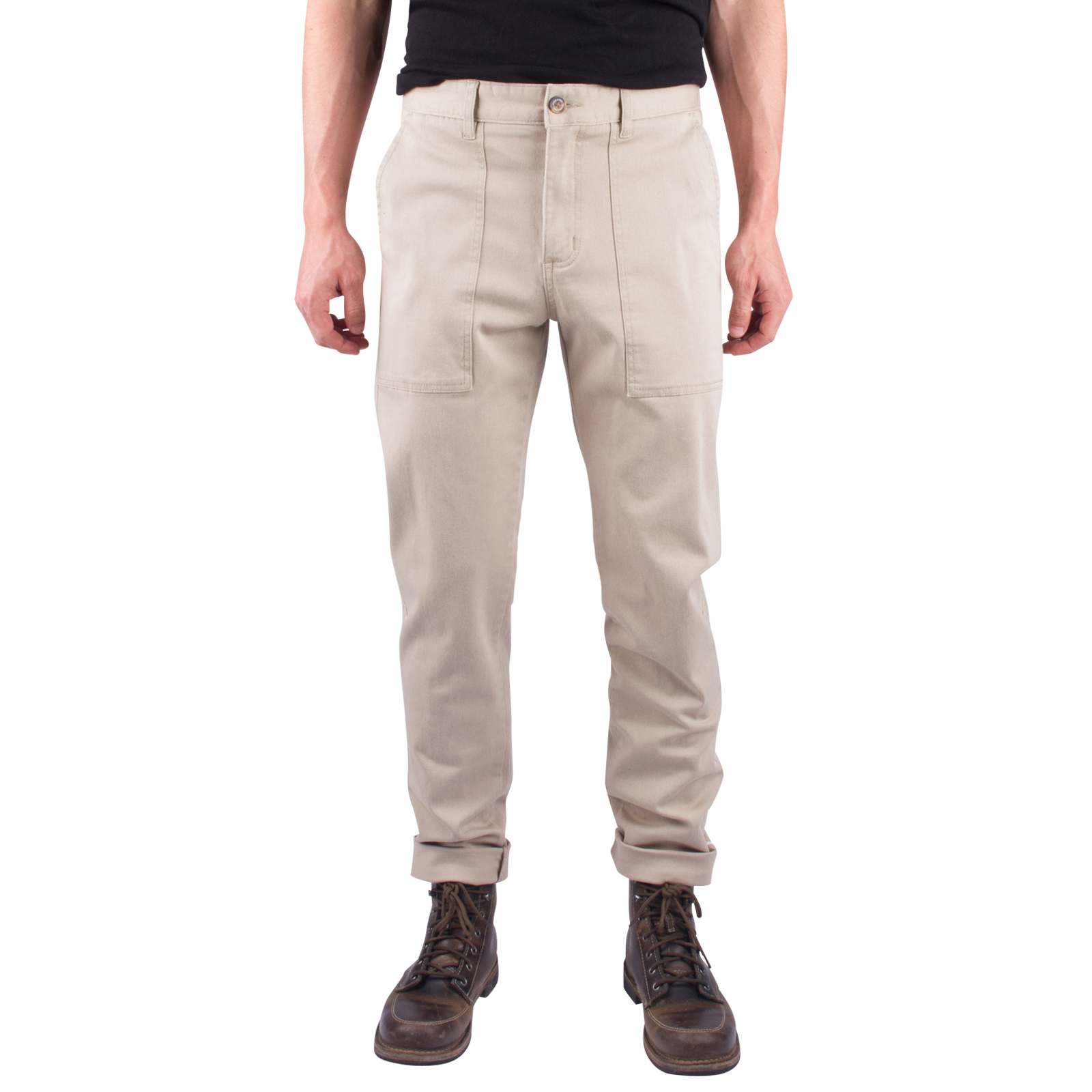 adjustable clip pant