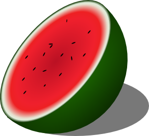 Medium watermelon