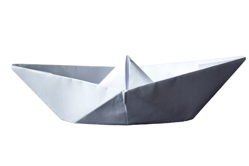 Paper boat png. Paperboat by spellpearlarts on