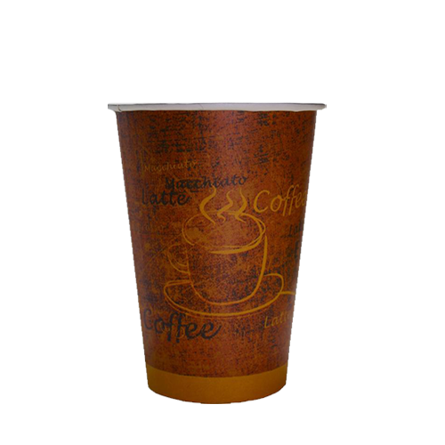 Paper coffee cup png. Hot cups pacific green