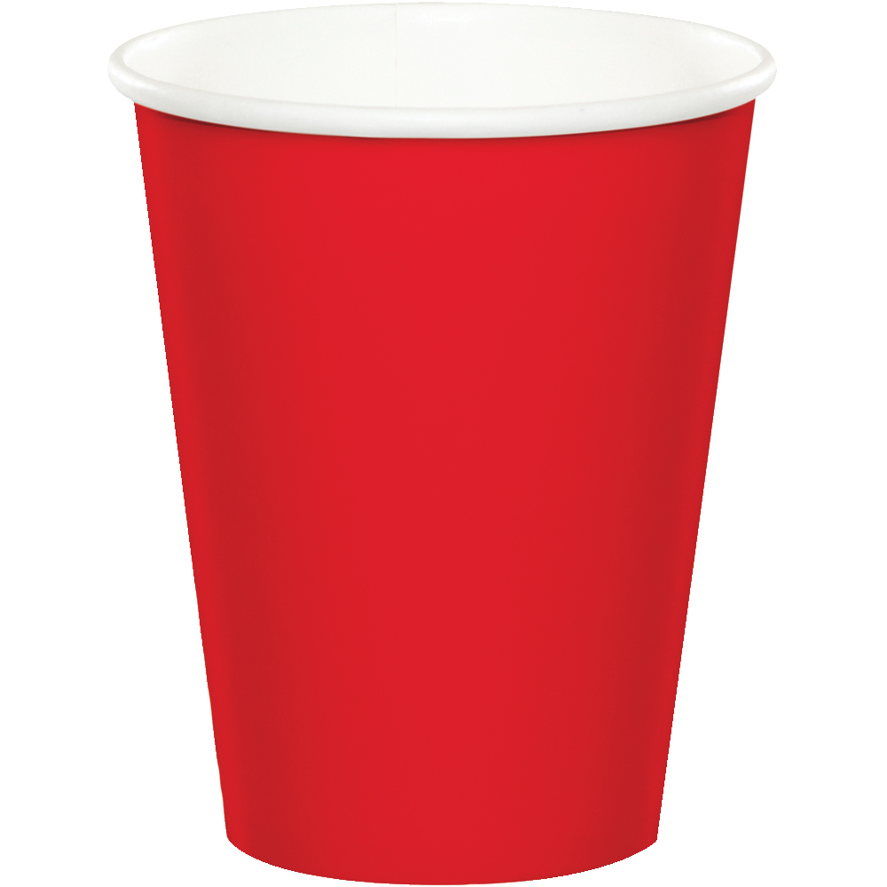Red cups png. Case classic ounce