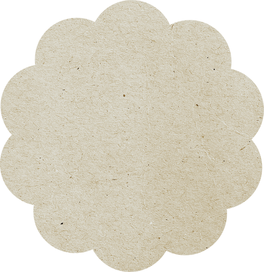 Paper flower png. By indyetoile on deviantart