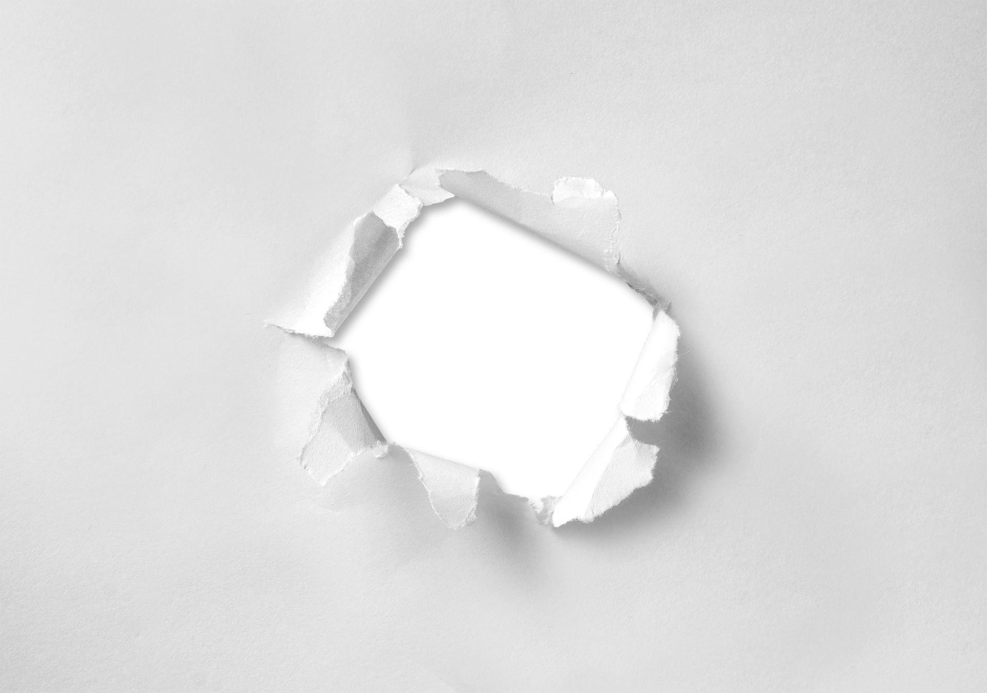 Paper hole png. Free photo in the