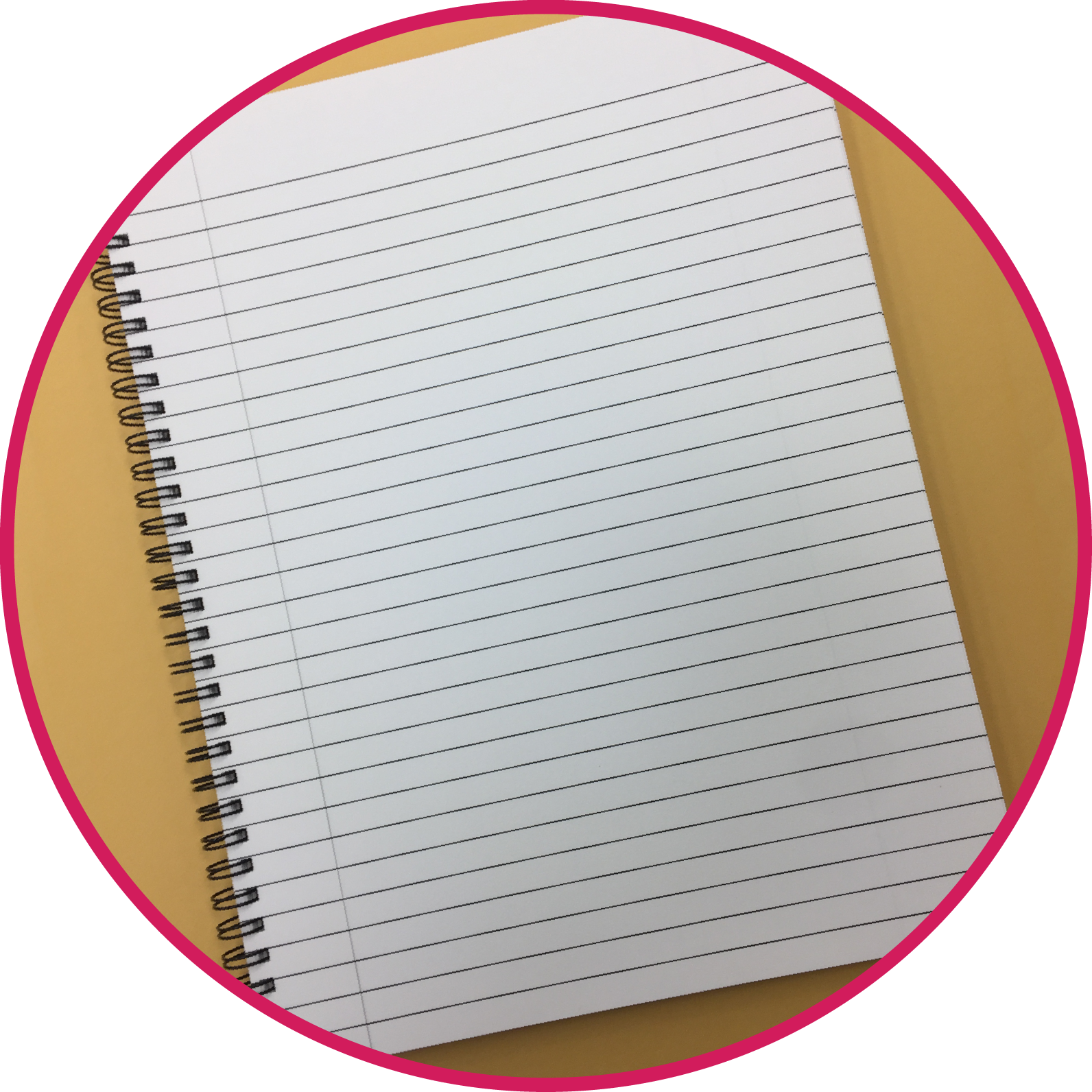 Paper notebook png. Gotcha covered notebooks options