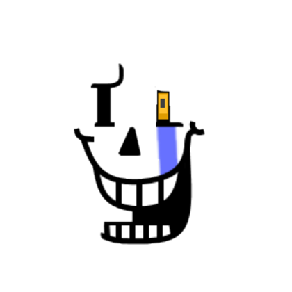 Papyrus face png. Disbelief roblox