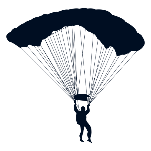 package vector parachute