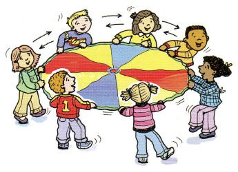 Parachute clipart parachute play. A small victory for