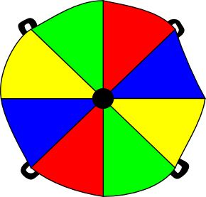 Parachute clipart parachute play. Best games images