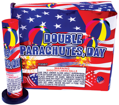 Parachute day png. Double fort mills sc