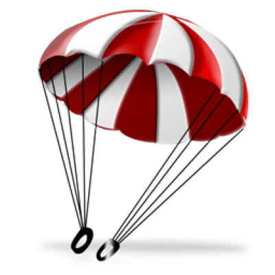 Parachute vector png. Download free image with
