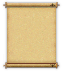 Parchment scroll png. Background image