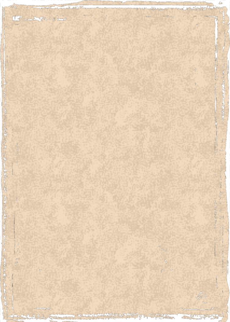 Old parchment png. Background by gt stock