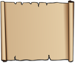 Parchment border png. Background or clipart i