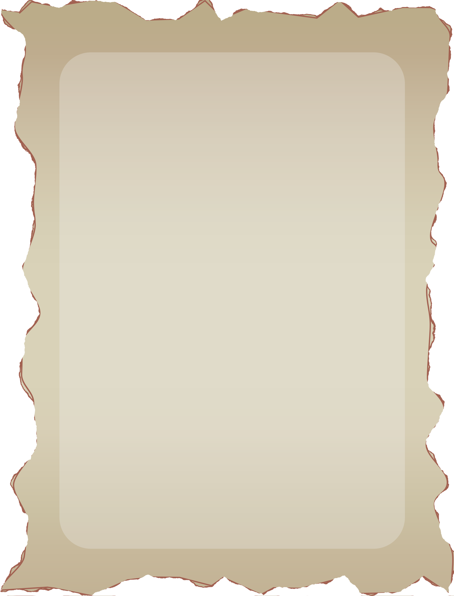 Parchment border png. Icons free and downloads