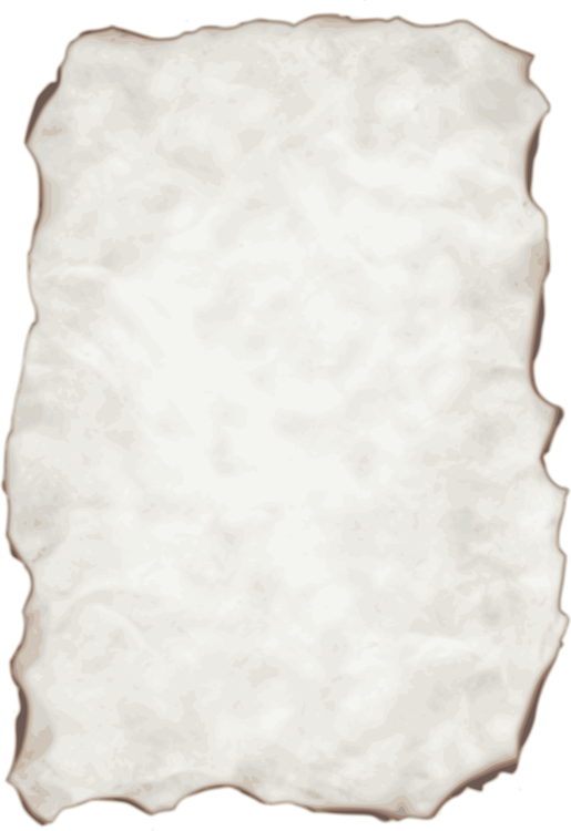 Parchment paper png. Computer icons page free
