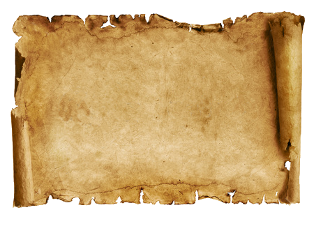 ancient parchment png