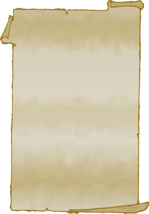 Parchment paper png. Scroll papyrus free commercial