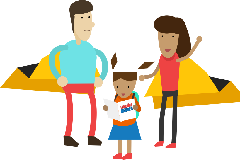 child and parent png