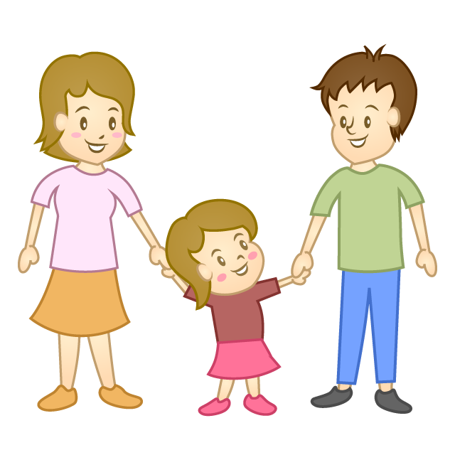 Parents clipart 3 person. Home for health about