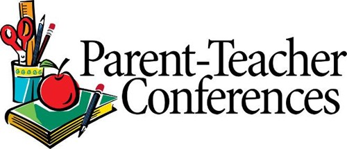 Parent clipart parent teacher conference. Grades conferences allen east