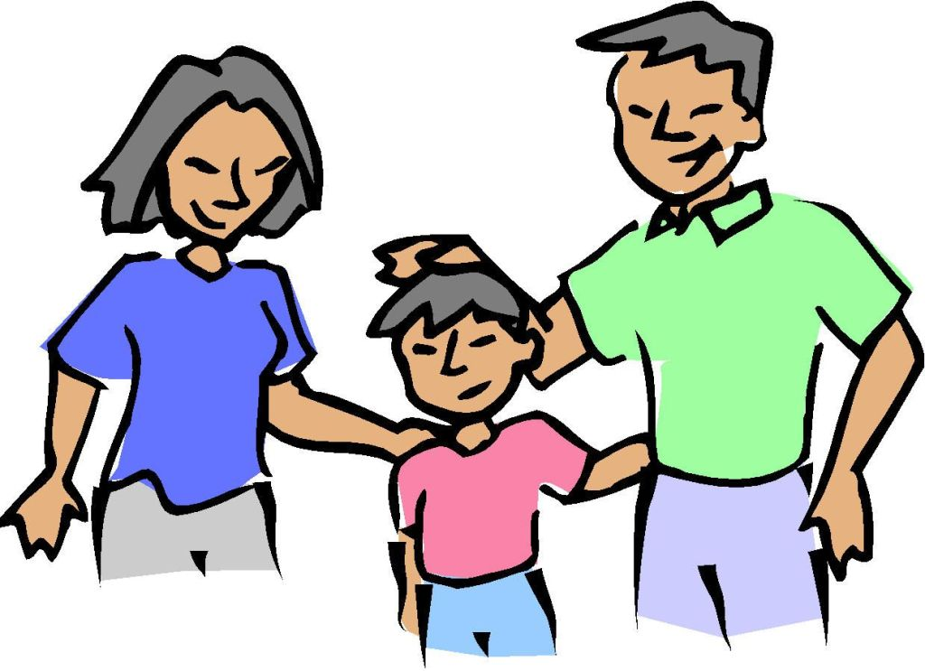 Parents clipart