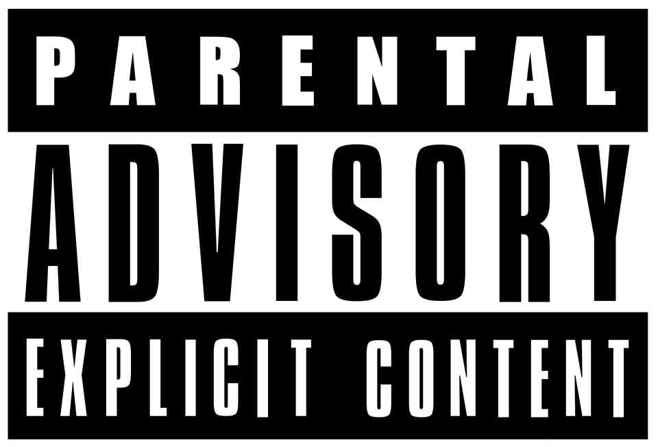 Parental advisory png white. By thenightisyoungbae on deviantart