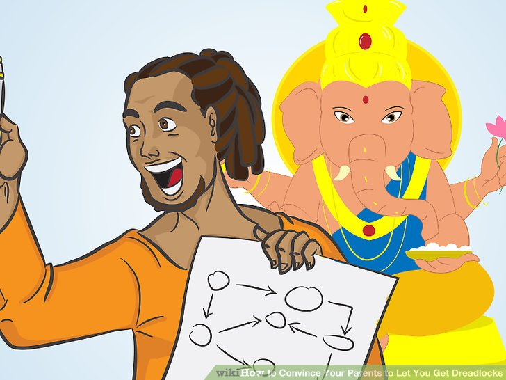 Parents clipart 3 person. Ways to convince