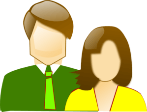 Parents clipart mum dad. Love you mom and