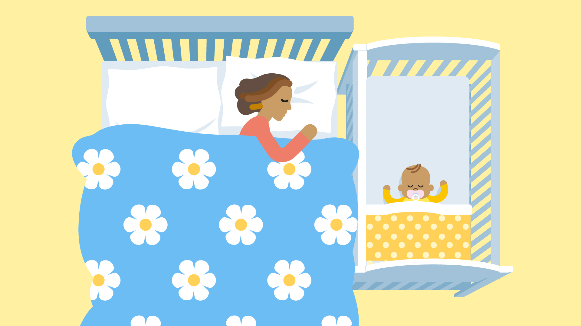 Parents clipart trust. Sharing a room with