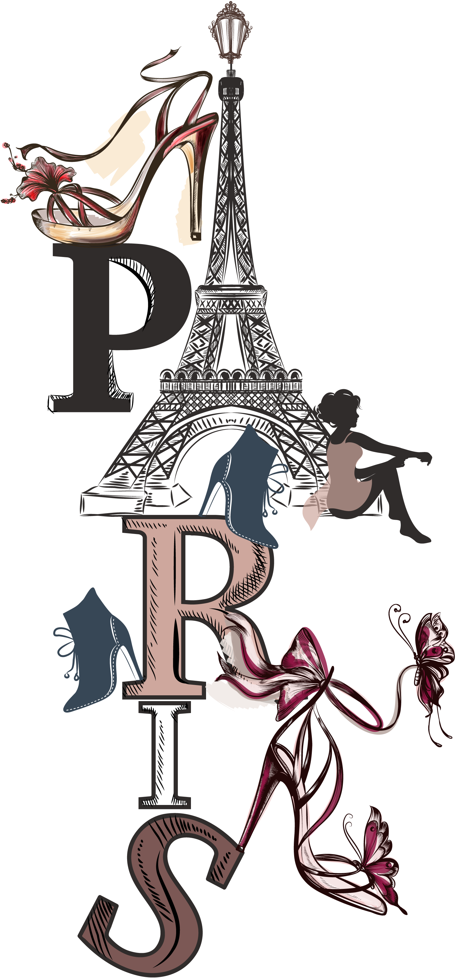 Paris clipart dog paris. For free download and