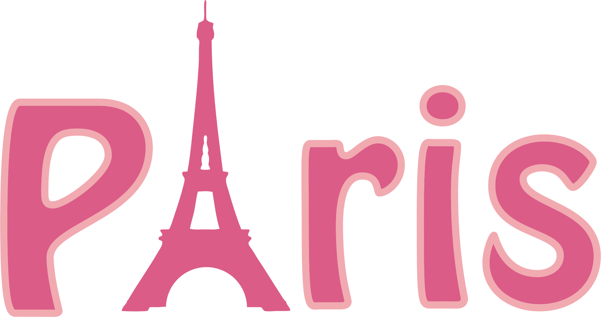 Paris clipart prismatic. Typography icons png free