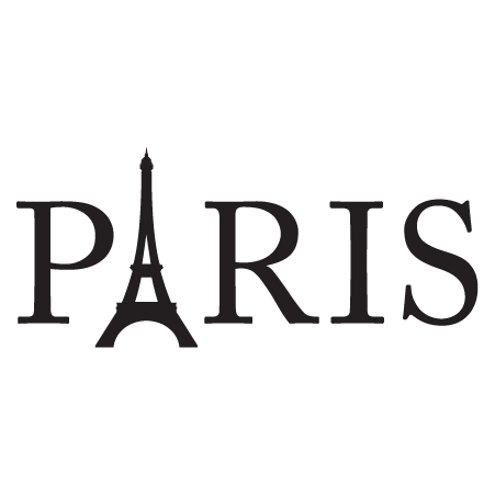 Paris quote png. Eiffel tower wall quotes