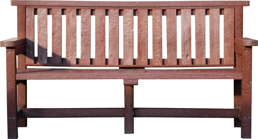 park bench png