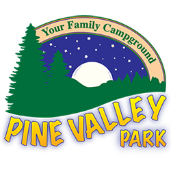 Park clipart green valley. Home pinevalley logo