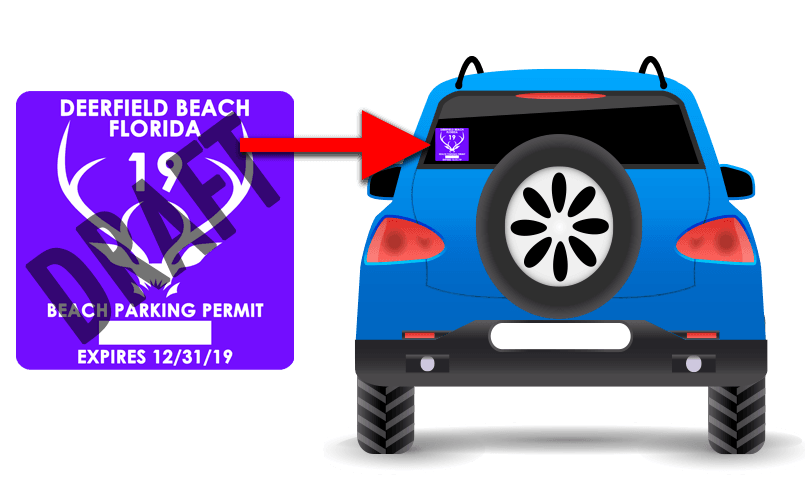Parking lot clipart rent. Annual pass deerfield beach