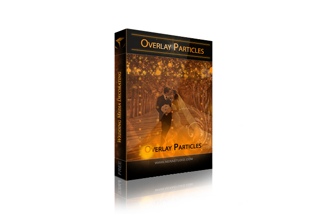 Particle overlay png. Particles matte pack nera