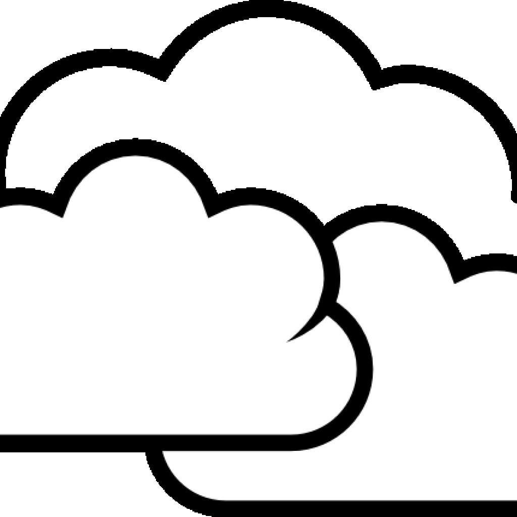 Partly clipart clipart black. Cloudy th of july