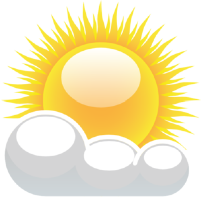 Partly clipart cloudy clipart. Download free png hd