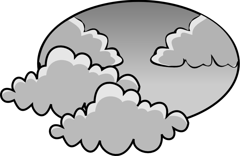 cloudy clipart foggy