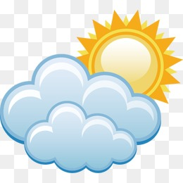 Partly clipart cloudy clipart. Rain the weather png